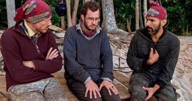 "Survivor Spoilers: Ron Clark - Dan ""Wardog"" Dasilva - Rick Devens"
