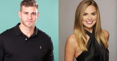 The Bachelorette Spoilers: Hannah Brown - Luke Parker