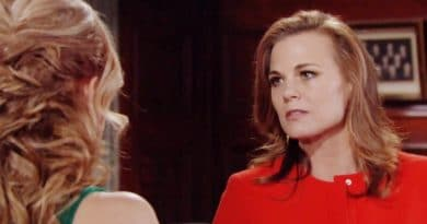 Young and the Restless Spoilers: Lauren Fenmore (Tracey E Bregman) - Phyllis Abbott (Gina Tognoni)