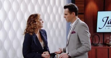 Young and the Restless Spoilers: Phyllis Abbott (Gina Tognoni) - Billy Abbott (Jason Thompson)
