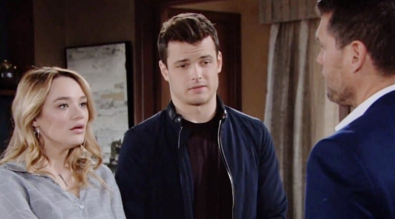 Young and the Restless Spoilers: Summer Newman (Hunter King) - Kyle Abbott (Michael Mealor) - Nick Newman (Joshua Morrow)