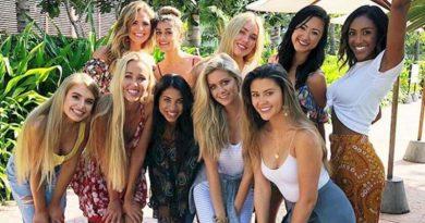 Bachelor In Paradise: Demi Burnett - Hannah Godwin - Caelynn Miller-Keyes