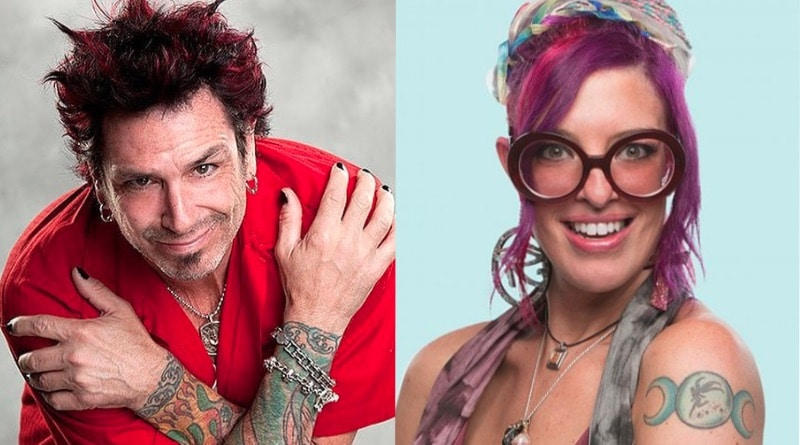 Big Brother: Evil Dick Donato - Angie Rockstar Lantry