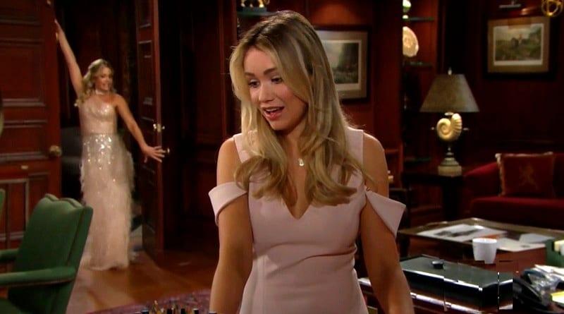 Bold and the Beautiful Spoilers - Flo Fulton (Katrina Bowden) - Shauna Fulton (Denise Richards)