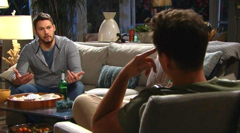 Bold and the Beautiful Spoilers: Liam Spencer (Scott Clifton) - Wyatt Spencer (Darin Brooks)