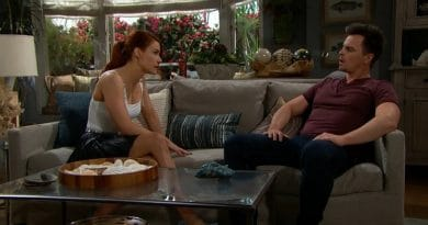 Bold and the Beautiful Spoilers: Sally Spectra (Courtney Hope) - Wyatt Spencer (Darin Brooks)