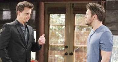 Bold and the Beautiful Spoilers: Wyatt Spencer (Darin Brooks) - Liam Spencer (Scott Clifton)