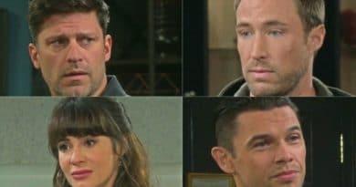 Days of Our Lives: Eric Brady (Greg Vaughan) - Rex Brady (Kyle Lowder) - Sarah Horton (Linsey Godfrey) - Xander Cook (Paul Telfer)