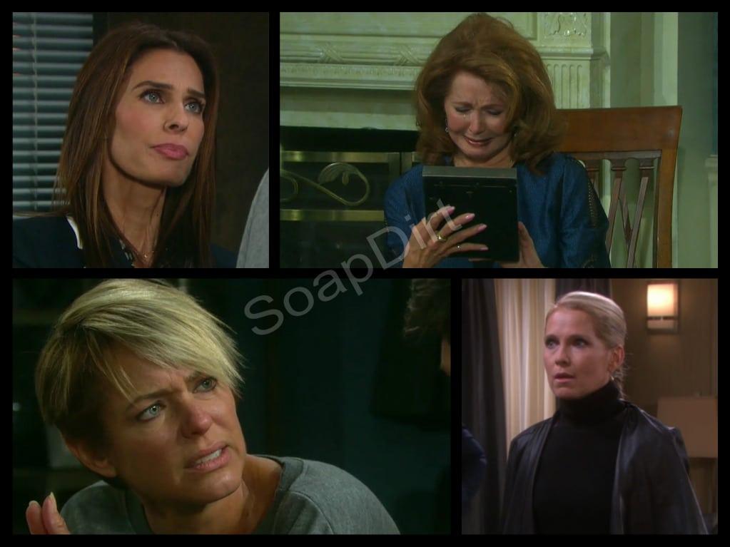 Days of Our Lives: Hope Brady (Kristian Alfonso)- Maggie Kiriakis (Suzanne Rogers) - Nicole walker (Arianne Zucker) - Jennifer Horton (Melissa Reeves)