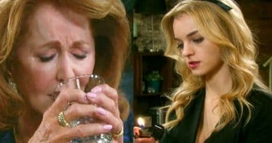 Days of Our Lives:Claire Brady (Olivia Rose Keegan) - Maggie Horton (Suzanne Rogers)