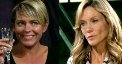 Days of Our Lives: Nicole Walker (Arianne Zucker) - Kristen DiMera (Stacy Haiduk)