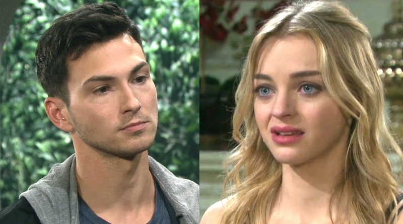 Days of Our Lives Spoilers: Ben Weston (Robert Scott Wilson) - Claire Brady (Olivia Rose Keegan)