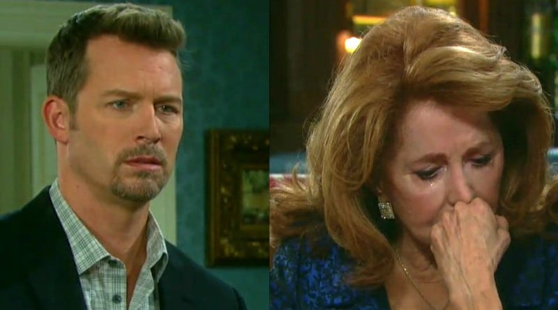 Days of Our Lives Spoilers: Brady Black (Eric Martsolf) - Maggie Horton (Suzanne Rogers)