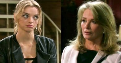 Days of Our Lives Spoilers: Claire Brady (Olivia Rose Keegan) - Marlena Evans (Deidre Hall)