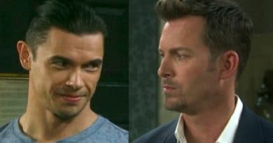 Days of Our Lives: Xander Cook (Paul Telfer) Brady Black (Eric Martsolf)