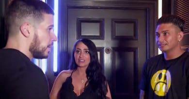 Double Shot At Love Spoilers: Vinny Guadagnino - Pauly DelVecchio - Angelina Pivarnick