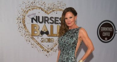 General Hospital Nurses Ball Spoilers: Lucy Coe (Lynn Herring)