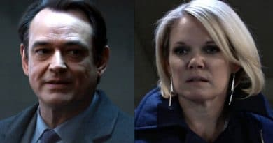 General Hospital: Ava Jerome (Maura West) - Ryan Chamberlain (Jon Lindstrom)