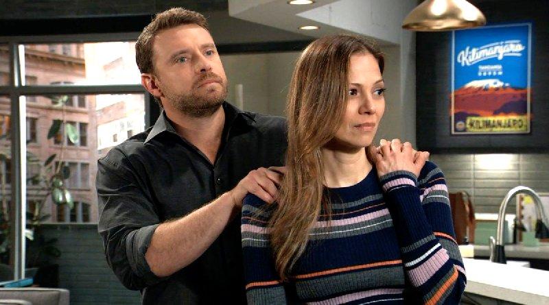 General Hospital Spoilers: Drew Cain (Billy Miller) - Kim Nero (Tamara Braun)