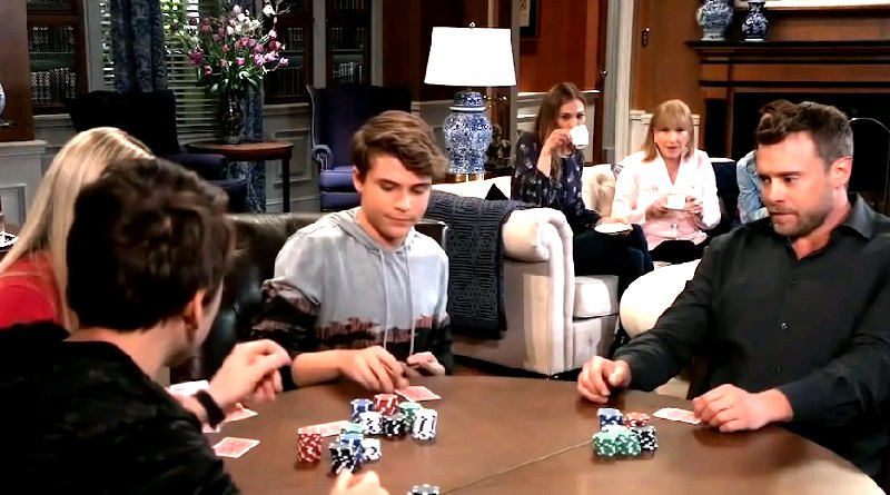 General Hospital Spoilers: Oscar Nero (Garren Stitt) Josslyn Jacks (Eden McCoy) Cameron Spencer (William Lipton) Kim Nero (Tamara Braun) Monica Quartermaine (Leslie Charleson) - Drew Cain (Billy Miller)