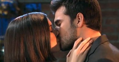 General Hospital Spoilers: Willow Tait (Katelyn MacMullen) - Harrison Chase (Josh Swickard)