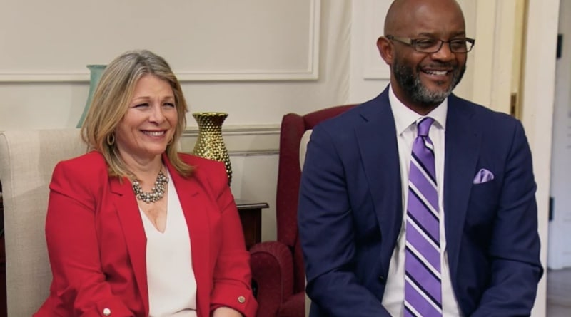 Married at First Sight: Dr Pepper Schwartz - Pastor Calvin Roberson