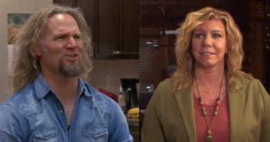 Sister Wives: Kody Brown - Meri Brown
