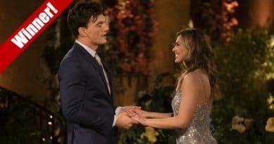 The Bachelorette Spoilers: Hannah Brown - Tyler Cameron - Winner