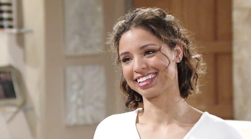 Young And The Restless Spoilers: Elena Dawson (Brytni Sarpy)
