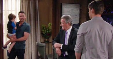 Young and the Restless Spoilers: Nick Newman (Joshua Morrow) - Adam Newman (Mark Grossman) - Victor Newman (Eric Braeden)