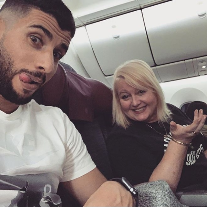 90 Day Fiance: The Other Way: Aladin Jallali - Laura Jallali