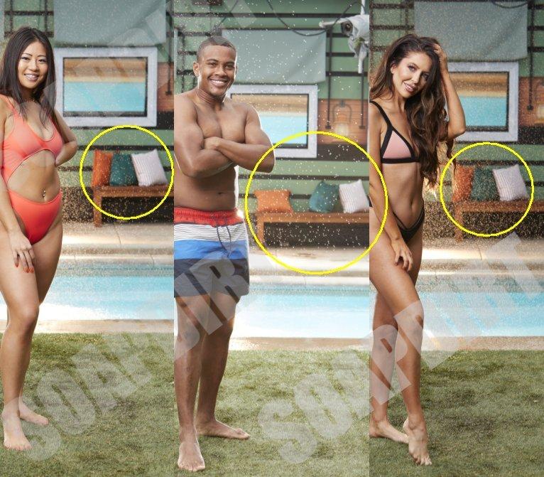 Big Brother: Isabella Wang - David Alexander - Holly Alexander