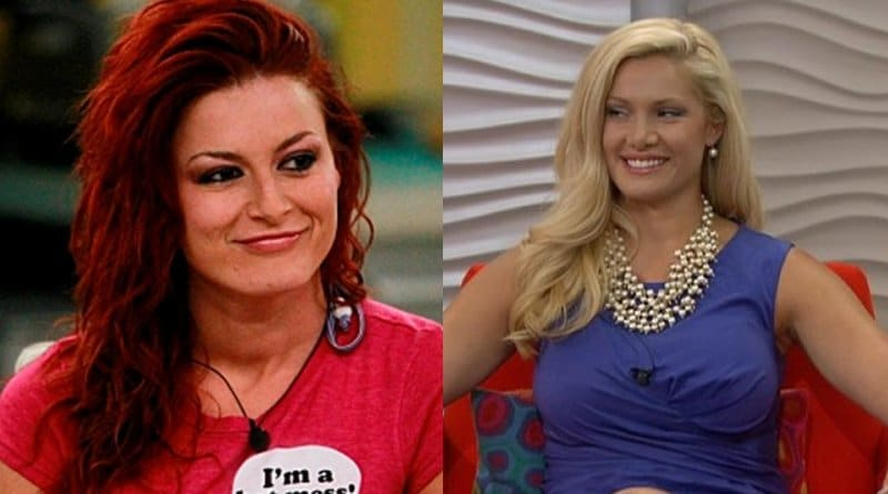 Big Brother: Rachel Reilly - Janelle Pierzina