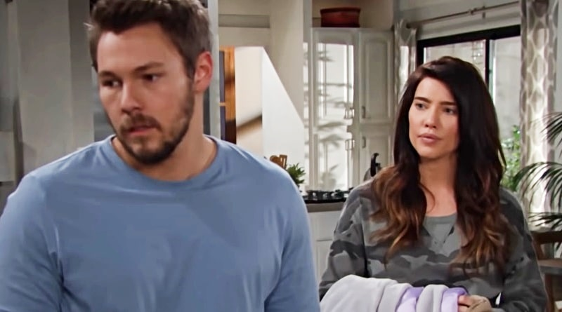 Bold and the Beautiful: Liam Spencer (Scott Clifton) -Steffy Forrester (Jacqueline MacInnes Wood)
