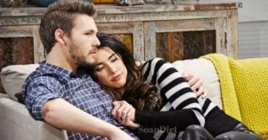 Bold and the Beautiful Spoilers: Liam Spencer (Scott Clifton) - Steffy Forrester (Jacqueline MacInnes Wood))