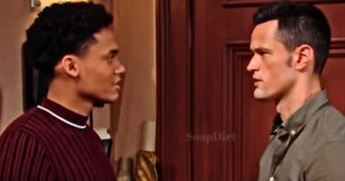 Bold and the Beautiful Spoilers: Xander Avant (Bradley Avant) - Thomas Forrester (Matthew Atkinson)