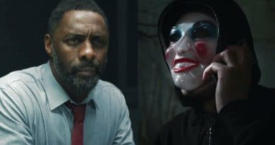 DCI John Luther (Idris Elba) - Masked Killer