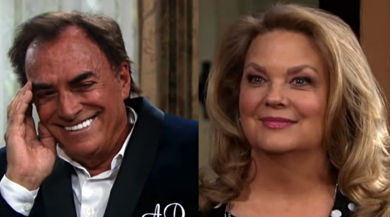 Days of Our Lives Spoilers: Andre DiMera (Thaao Penghlis) - Anna DiMera (Leann Hunley)