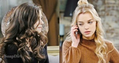 Days of Our Lives Spoilers: Ciara Brady (Victoria Konefal) - Claire Brady (Olivia Rose Keegan)