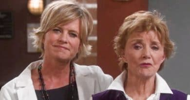 Days of Our Lives Spoilers: Kayla Brady (Mary Beth Evans) - Caroline Brady (Peggy McCay)