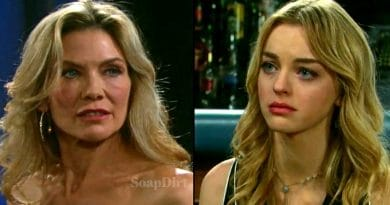 Days of Our Lives Spoilers: Kristen DiMera (Stacy Haiduk) - Claire Brady (Olivia Rose Keegan)