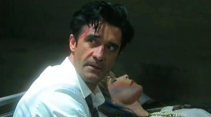 Days of Our Lives Spoilers: Ted Laurent (Gilles Marini) - Kate Roberts (Lauren Koslow)