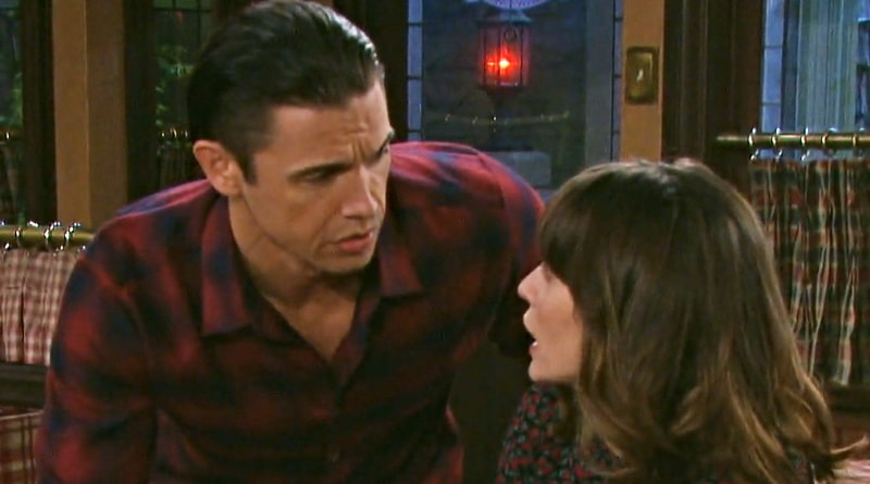 Days of Our Lives: Xander Cook (Paul Telfer) - Sarah Horton (Linsey Godfrey)