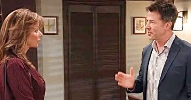 General Hospital Spoilers: Neil Byrne (Joe Flanigan) - Alexis Davis (Nancy Lee Grahn)