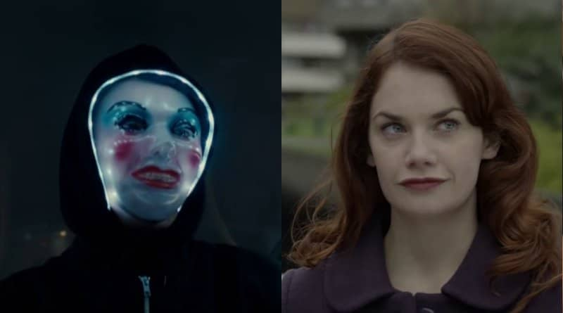 Luther: Alice Morgan (Ruth Wilson) - Mask