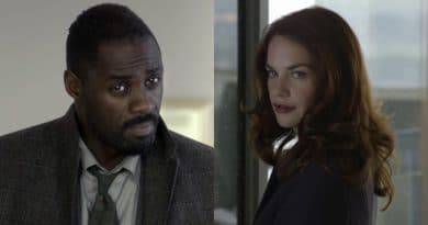 Luther Spoilers: DCI John Luther (Idris Elba) - Alice Morgan (Ruth Wilson)
