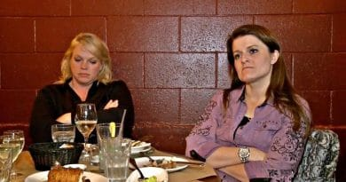Sister Wives: Janelle Brown - Robyn Brown - Kody Brown