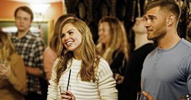 The Bachelorette: Hannah Brown - Luke Parker