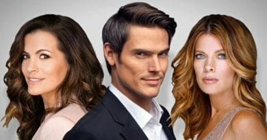 Young and the Restless: Chelsea Newman (Melissa Claire Egan) - Adam Newman (Mark Grossman) - Phyllis Abbott (Michelle Stafford)