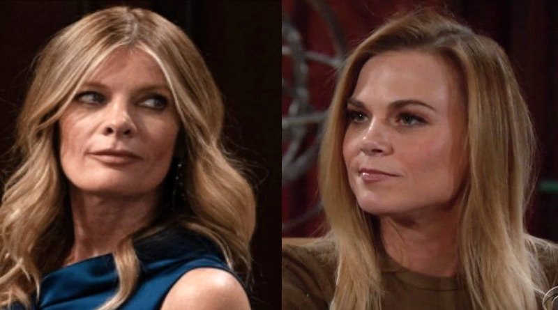 Young and the Restless: Phyllis Abbott (Gina Tognoni) - (Michelle Stafford)